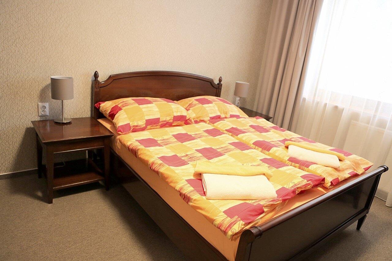 Redizajn hotelovej izby – Veľký apartmán Nízke Tatry