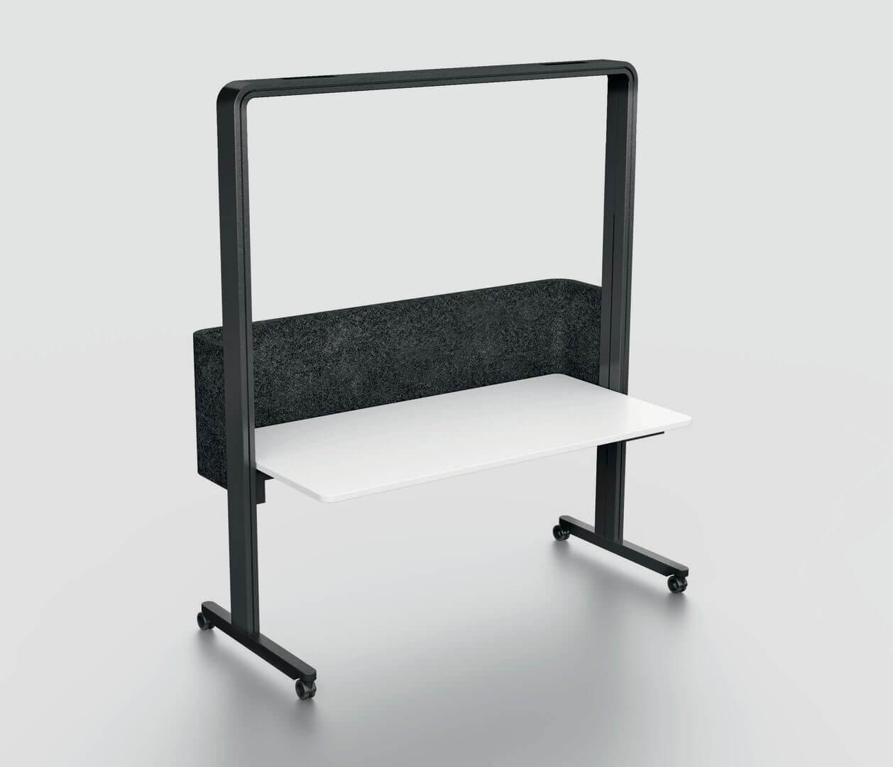 Výškovo nastaviteľné stoly STAND.BY OFFICE