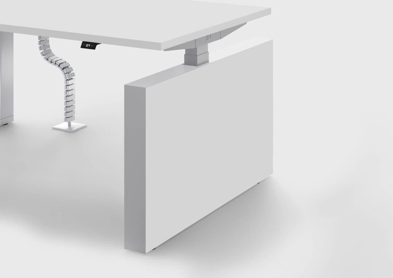Výškovo nastaviteľné stoly ACTIVE.T