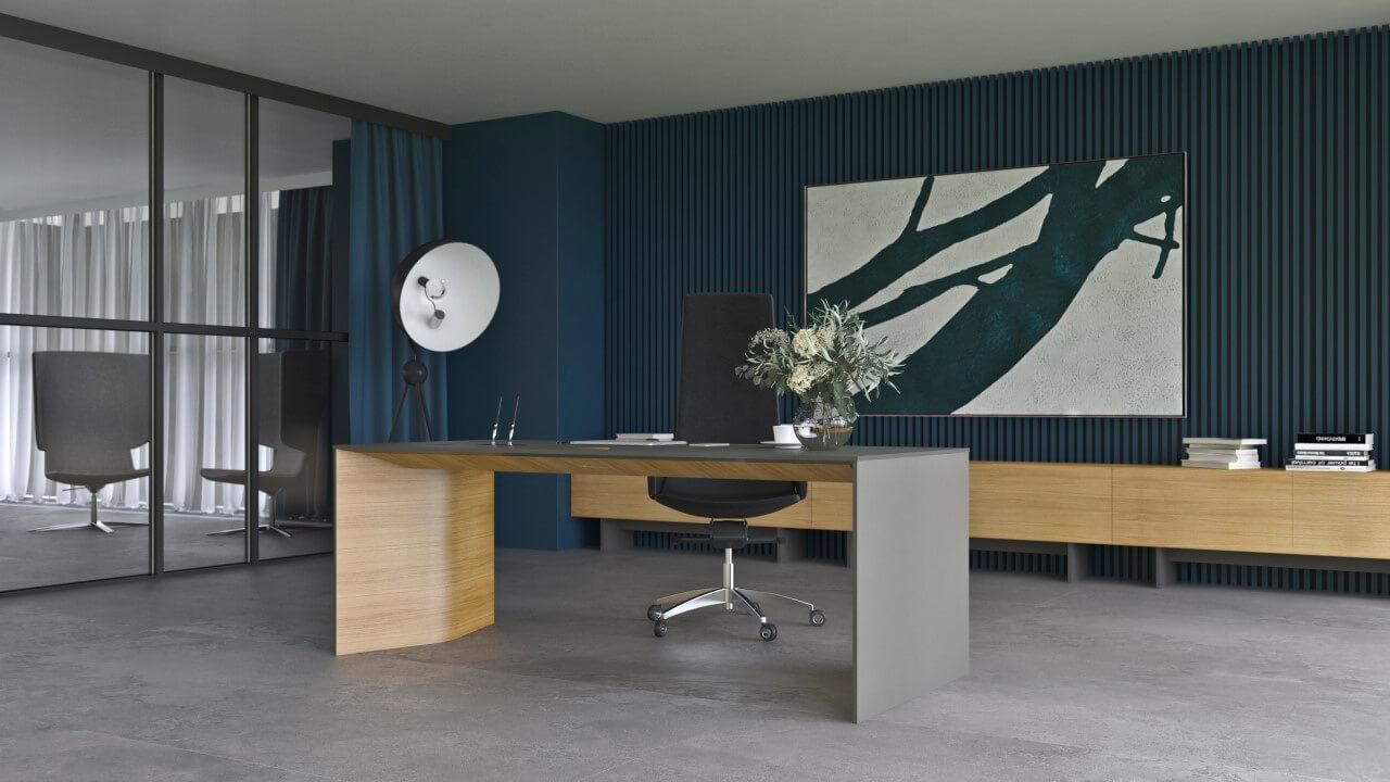 Nová kancelária