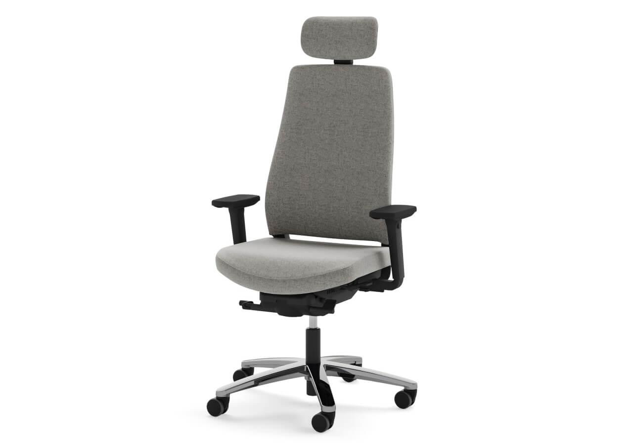 Kancelárska otočná stolička OKAY III