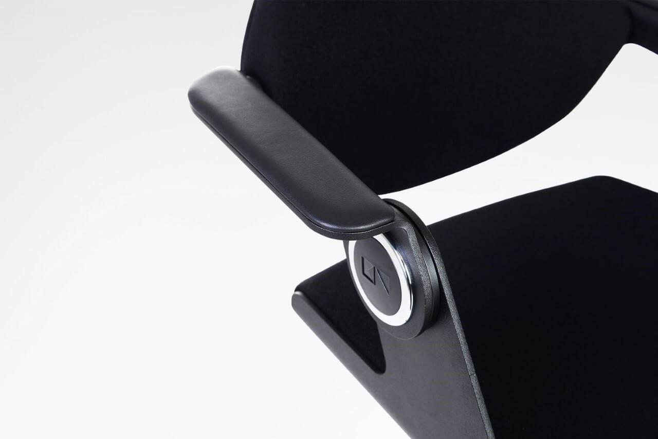 Kancelárska otočná stolička K+N balance chair