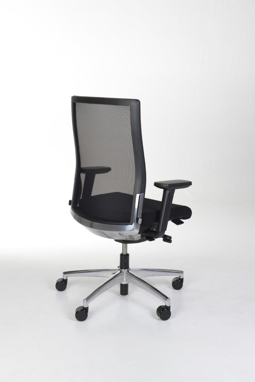 Kancelárska otočná stolička Okay II