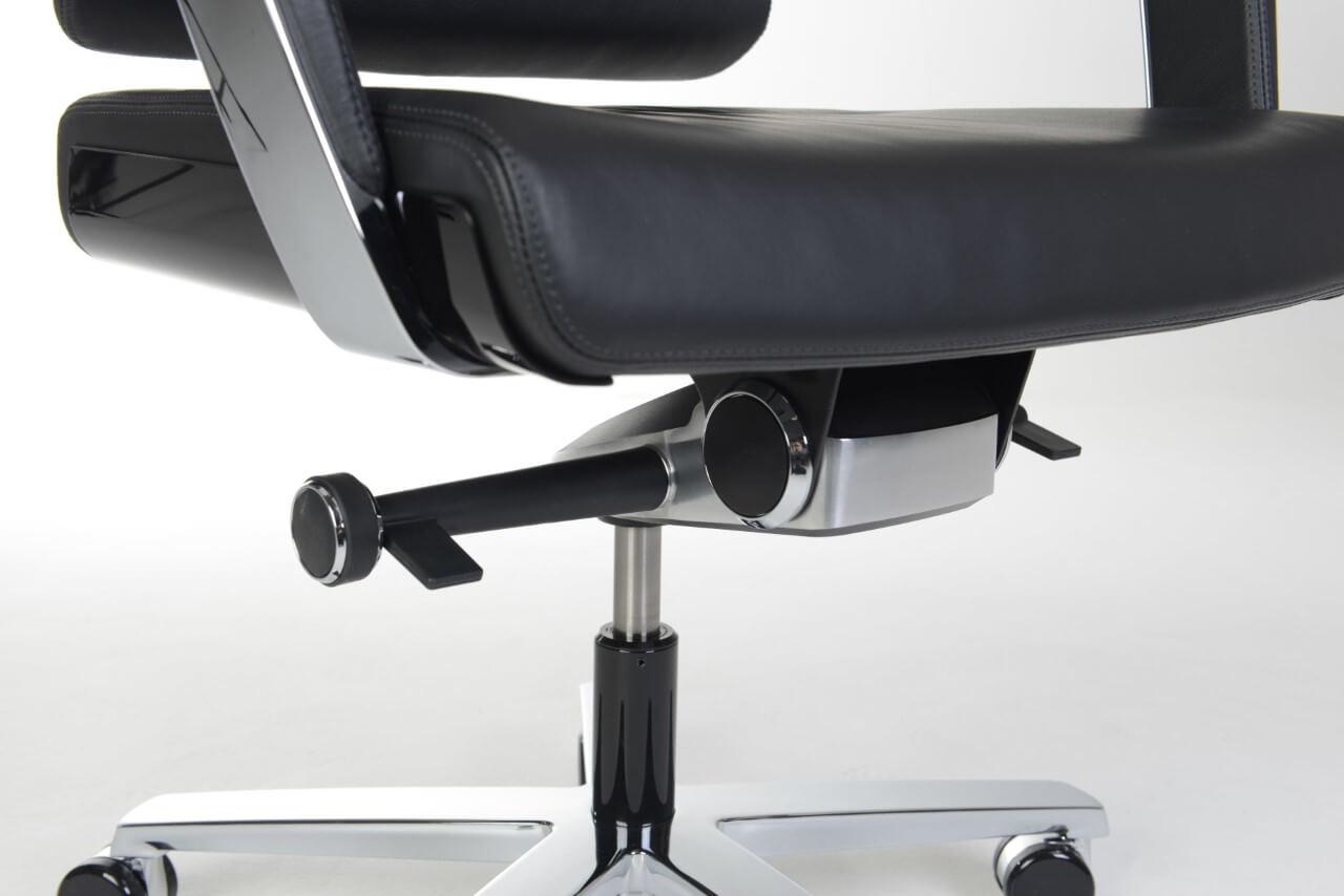 Kancelárska otočná stolička CHARTA