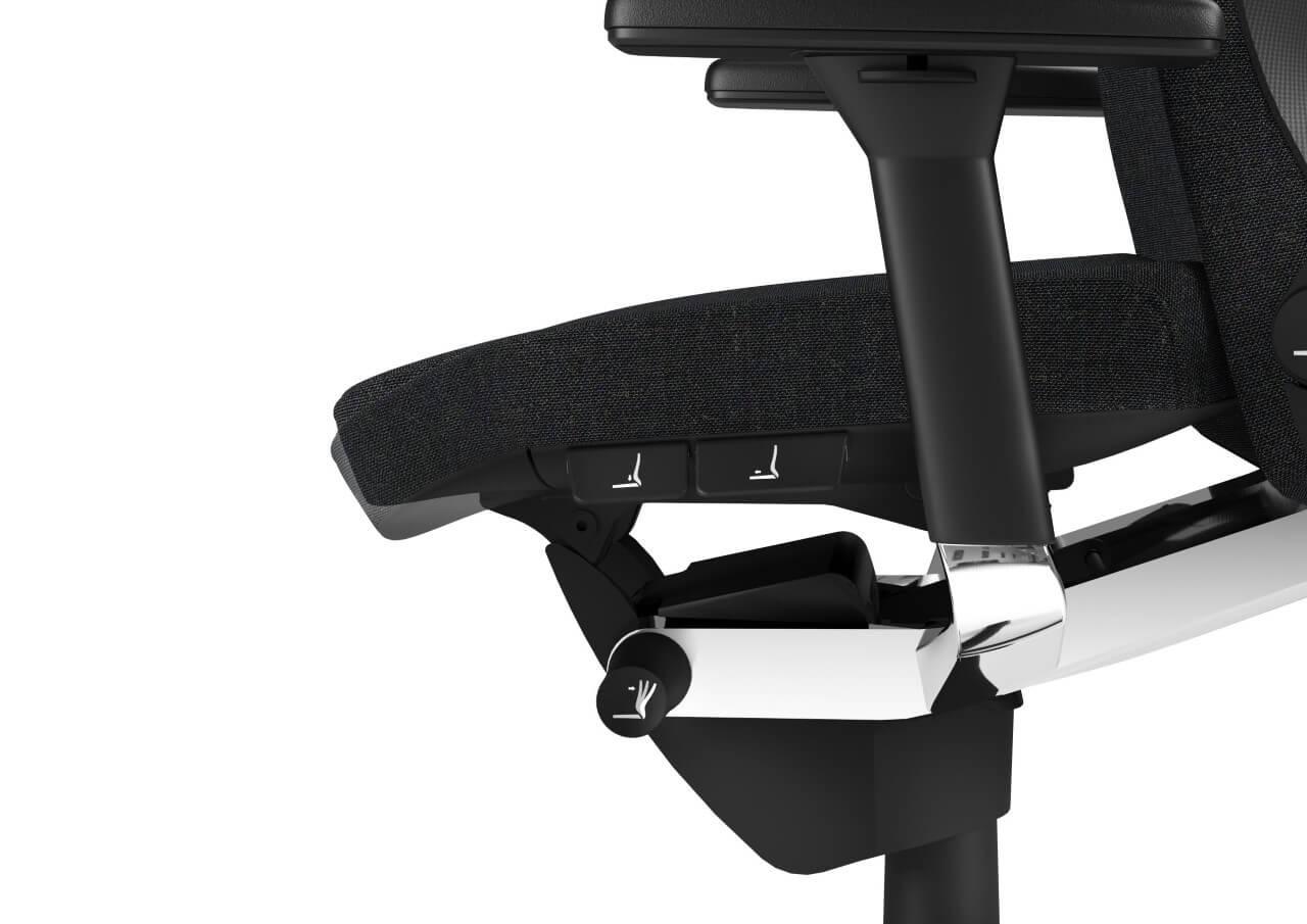 Kancelárska otočná stolička Lamiga