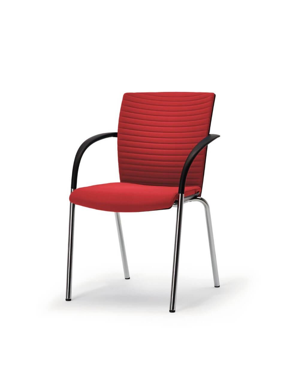 Stoličky pre hostí a kongresové sály - OKAY II VISITOR CHAIR
