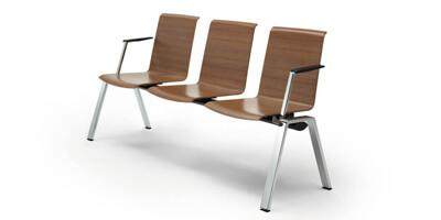 Stoličky pre hostí a kongresové sály