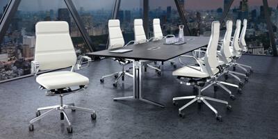Rokovacie kancelárske stoličky