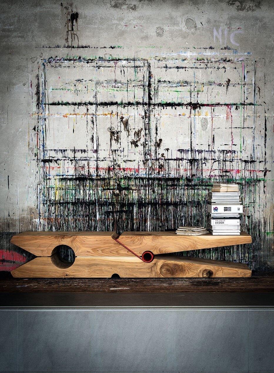 showroom masívneho nábytku v Bratislave
