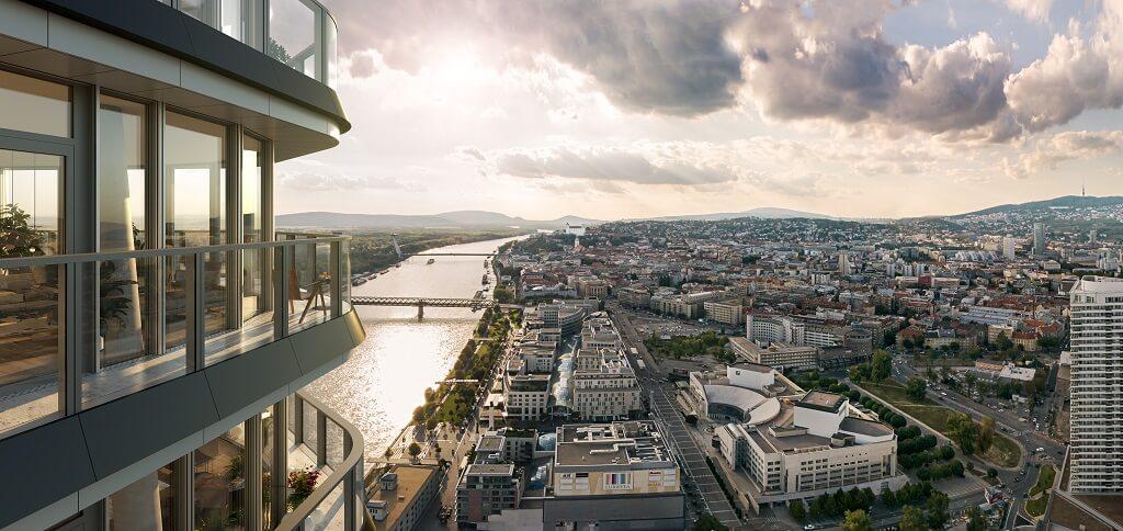 Eurovea tower