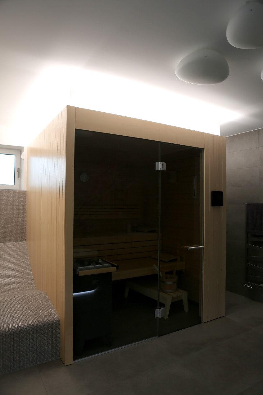 Zariadenie izieb v spolupráci s Akad. arch. Danou Mušecovou