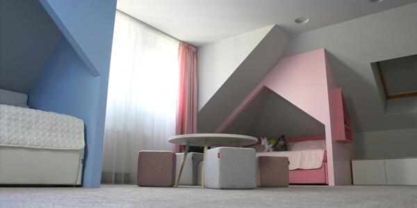 Detská izba na mieru, Bratislava