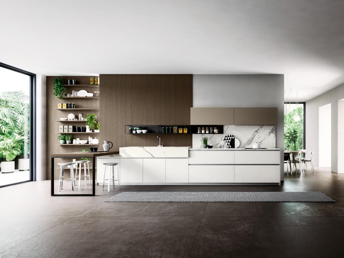 YPSILON - Kolekcia ARMONY Kitchen