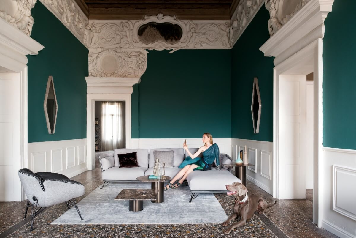 Sofa MORRISON – Arketipo Firenze