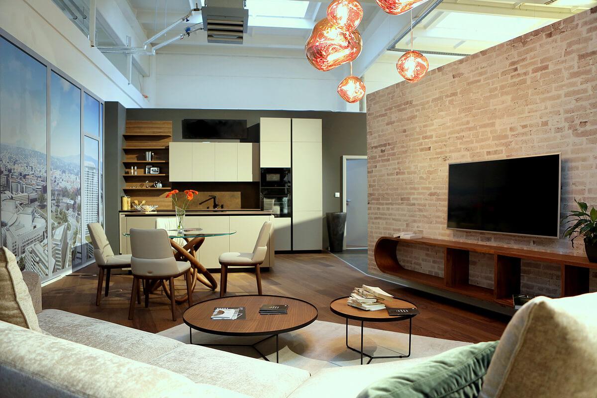 nový vzorový byt projektu EUROVEA CITY