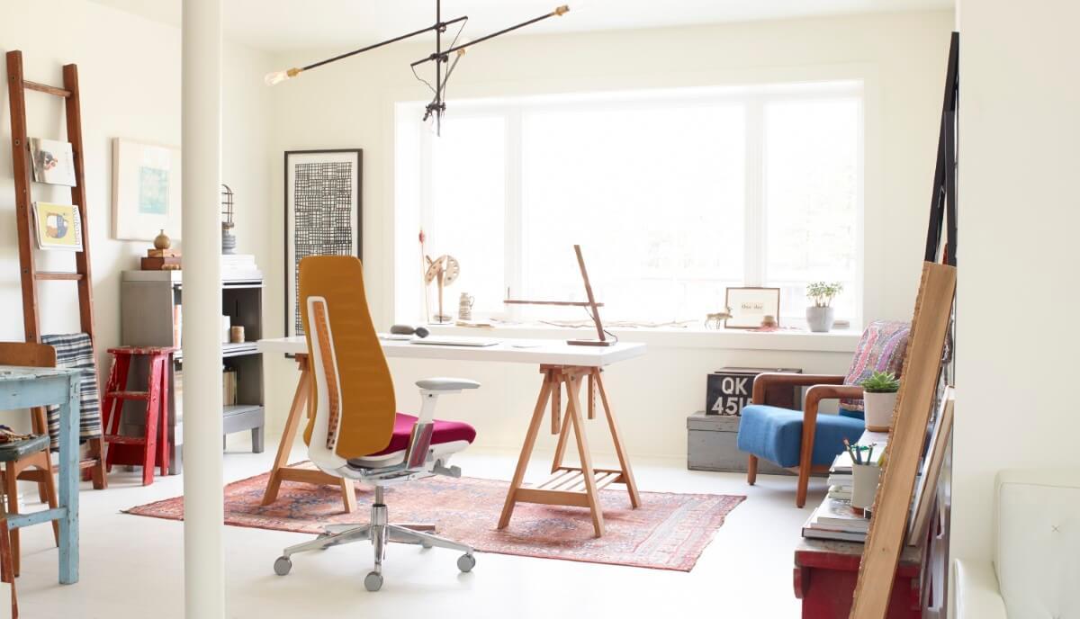 kvalitná kancelárska stolička