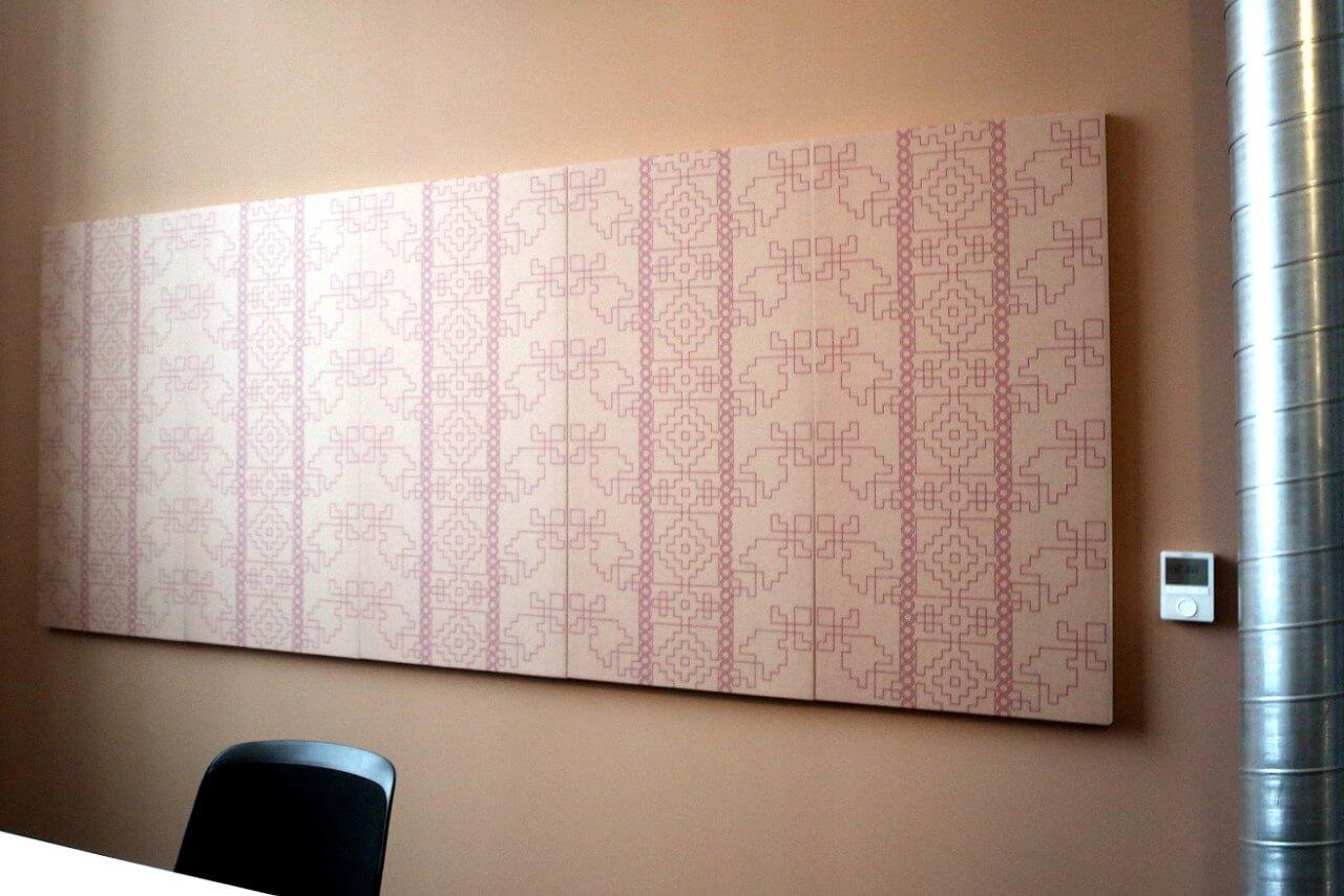 Kancelárske interiéry - Pradiaren 1900, časť 1