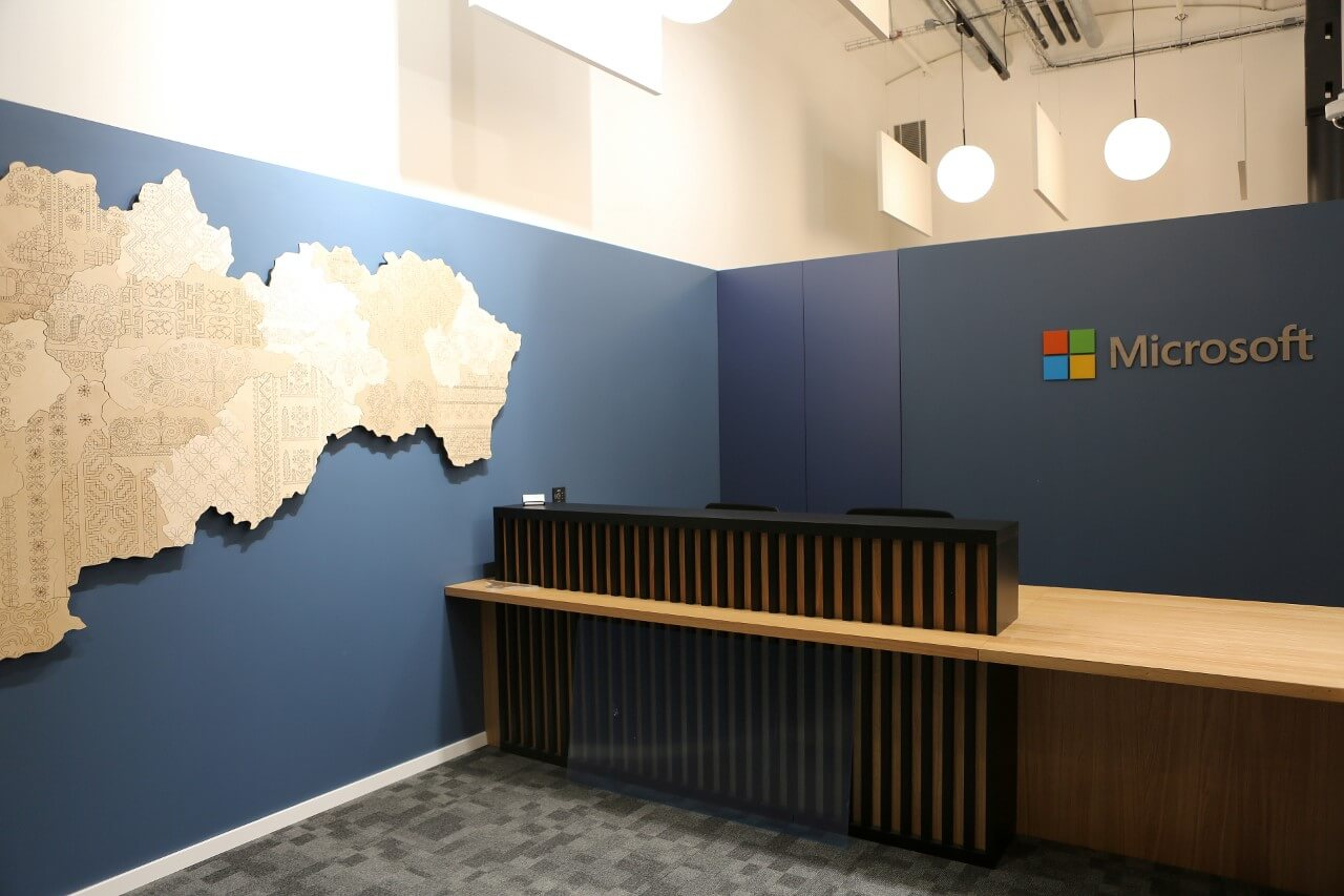 Kancelárske interiéry - Pradiaren 1900, časť 6